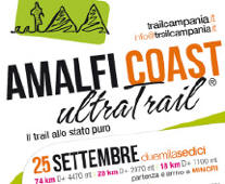 Amalfi coast ultra trail BOX